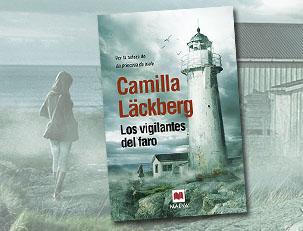 'Los vigilantes del faro', título de la séptima novela de Camilla Läckberg que llega en mayo