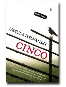 Cinco, de Ursula Poznanski