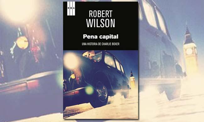 Pena capital, de Robert Wilson
