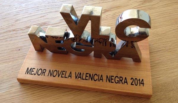 'Muerto el perro' de Carlos Salem gana el Valencia Negra 2014