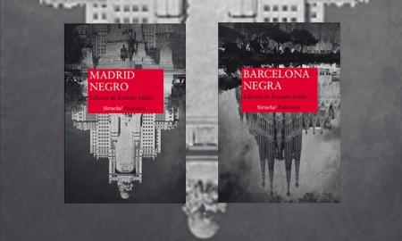 Imagen Barcelona Negra Madrid Negro