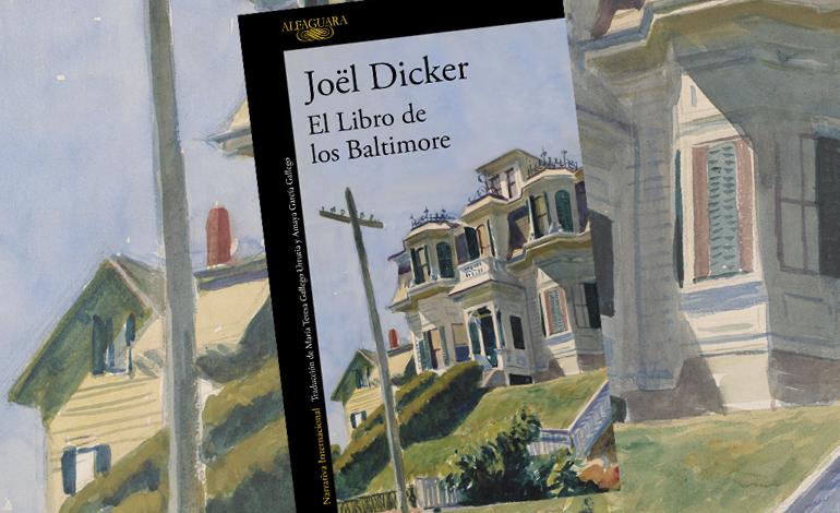 Imagen El Libro de los Baltimore