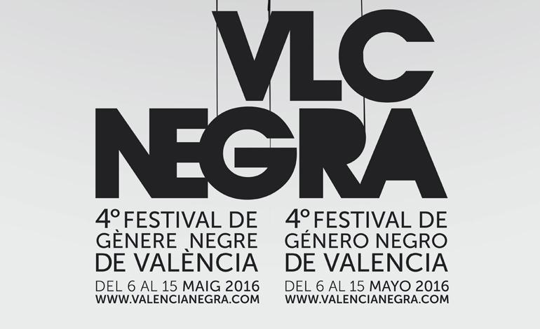 El 6 de mayo empieza 4º Festival de Género Negro de Valencia
