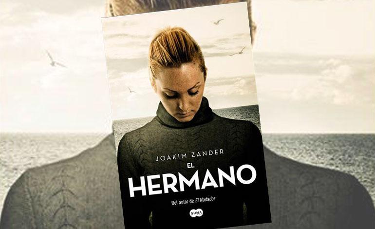 'El Hermano', thriller policiaco de Joakim Zander