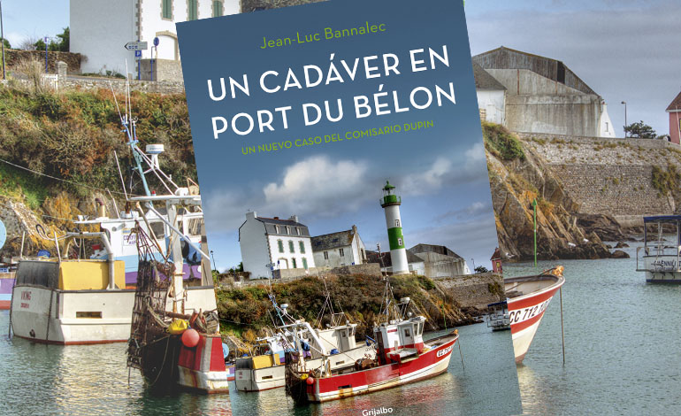 El comisario George Dupin tiene un nuevo caso en 'Un cadáver en Port du Bélon'