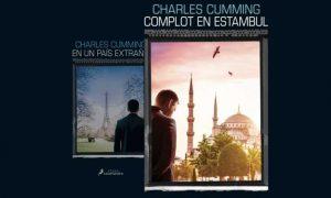 Complot en Estambul Charles Cumming