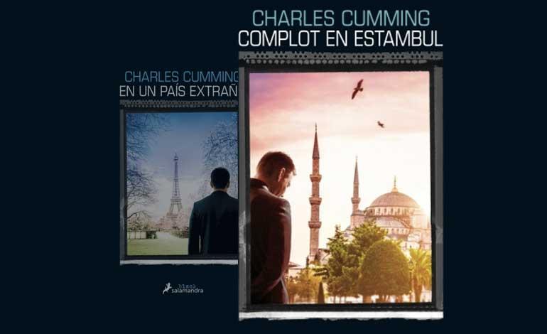 El espía Thomas Kell regresa en »Complot en Estambul'